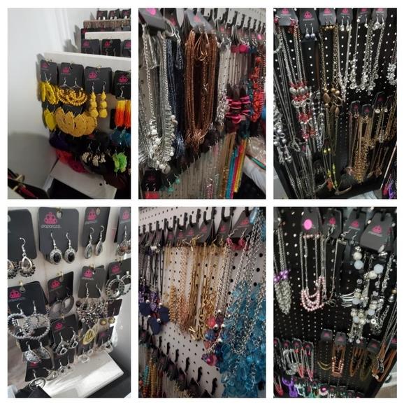 New Paparazzi Mixed Jewelry Lot!